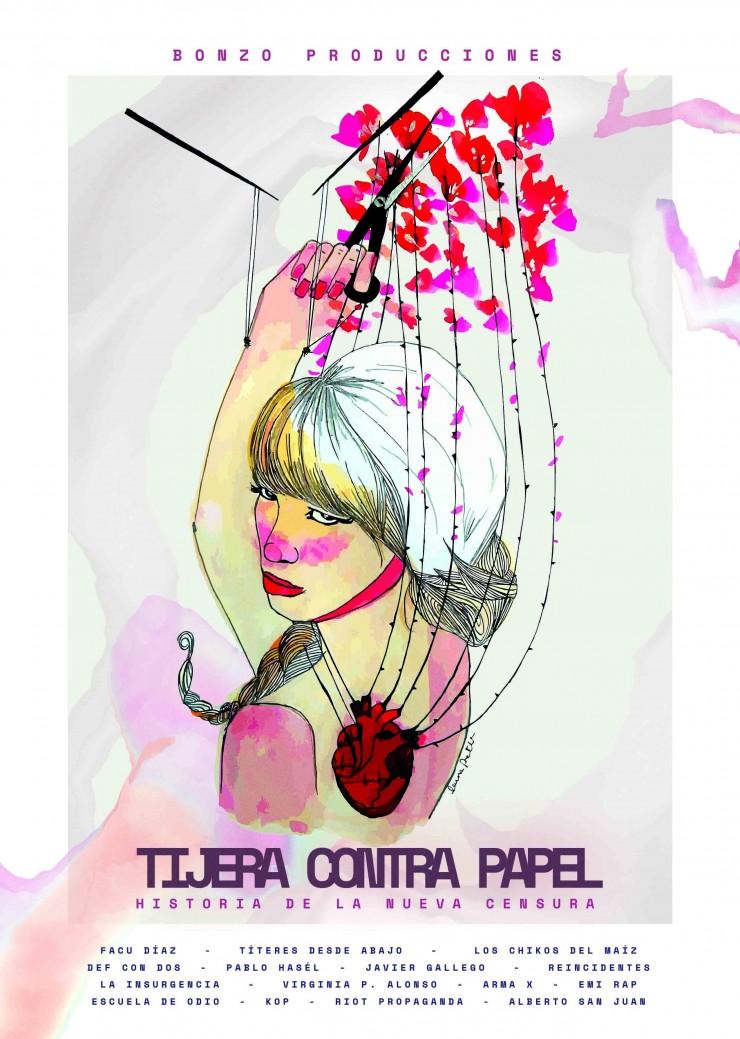 Imagen película Tijera contra papel