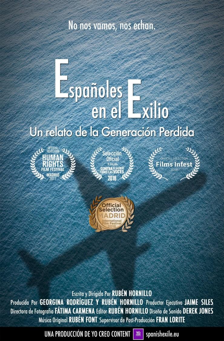 Imagen película Spanish Exile