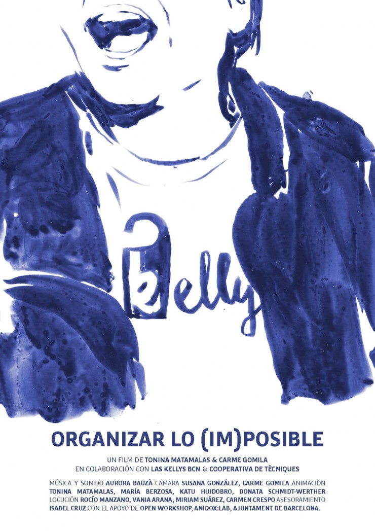 Imagen película Organizar lo (im)posible