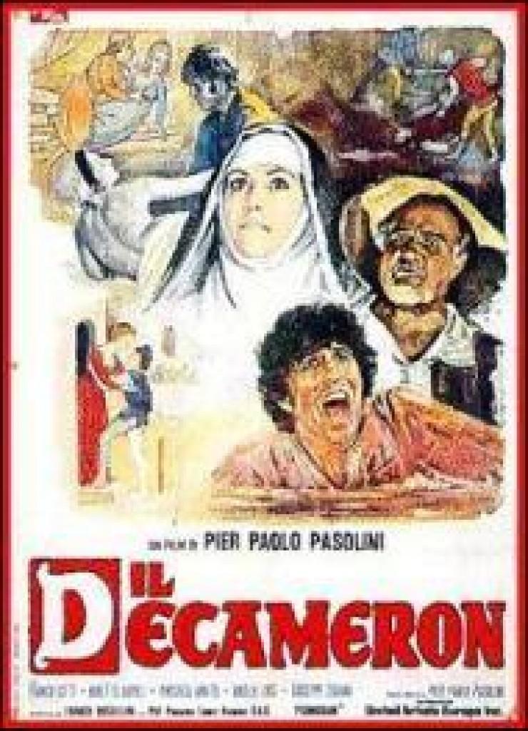 Imagen película El decameron