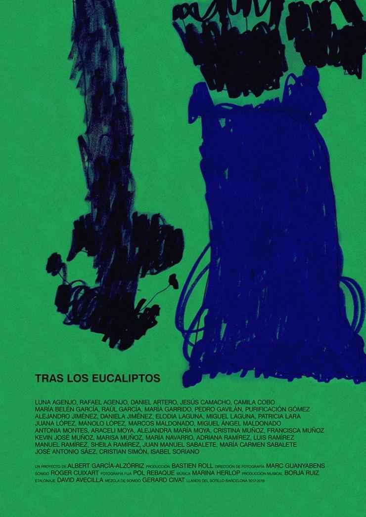 Imagen película Tras Los Eucaliptos