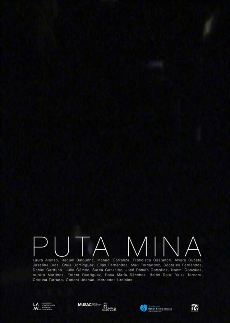 Imagen película Puta Mina