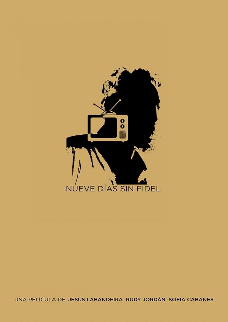 Imagen película Nueve días sin Fidel