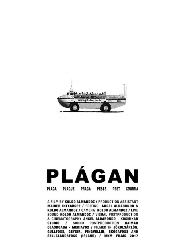 Imagen película Plágan