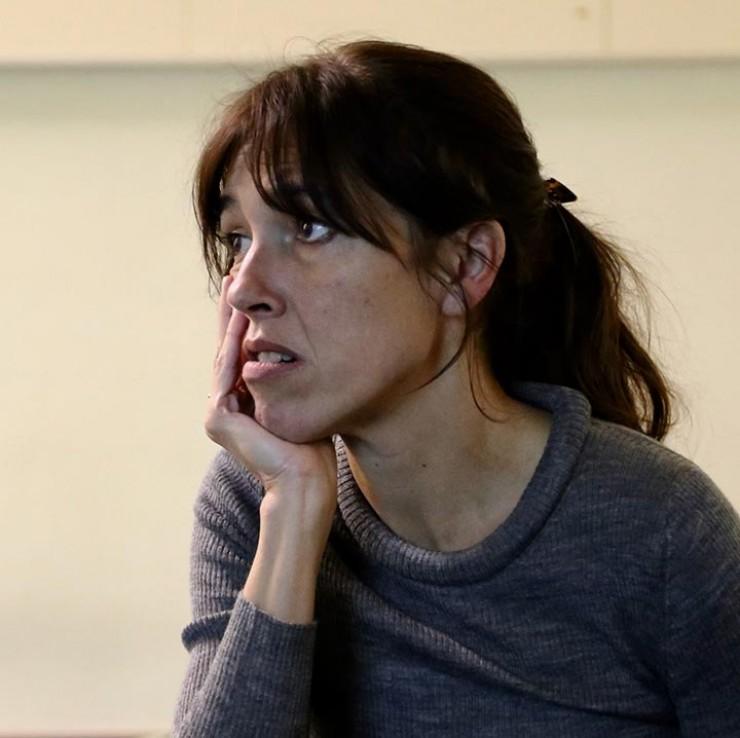 Virginia García del Pino, director película Improvisaciones de una ardilla