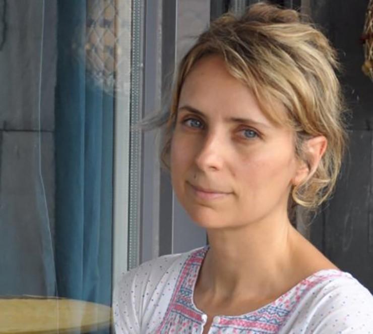 Ana Serret Ituarte, director película El señor Liberto y los pequeños placeres