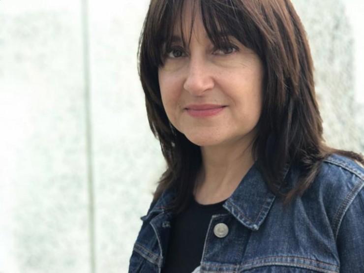 Ana Domínguez, director película Os fillos da vide