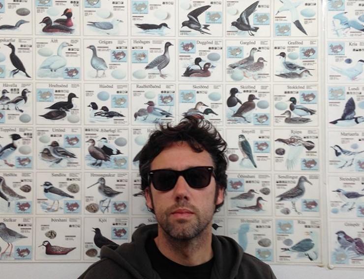 Koldo Almandoz, director película Plágan