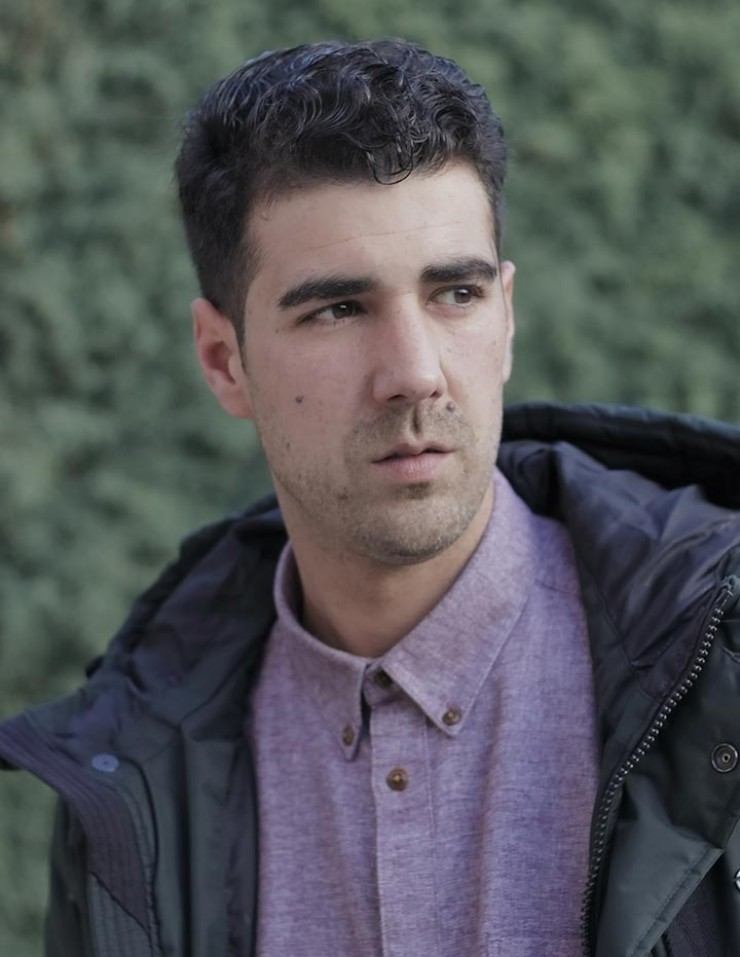Alberto Martín Menacho, director película Mi amado, las montañas