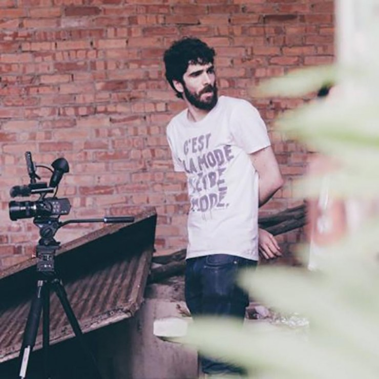 Aitor Bereziartua Arruabarrena, director película Lisbeth