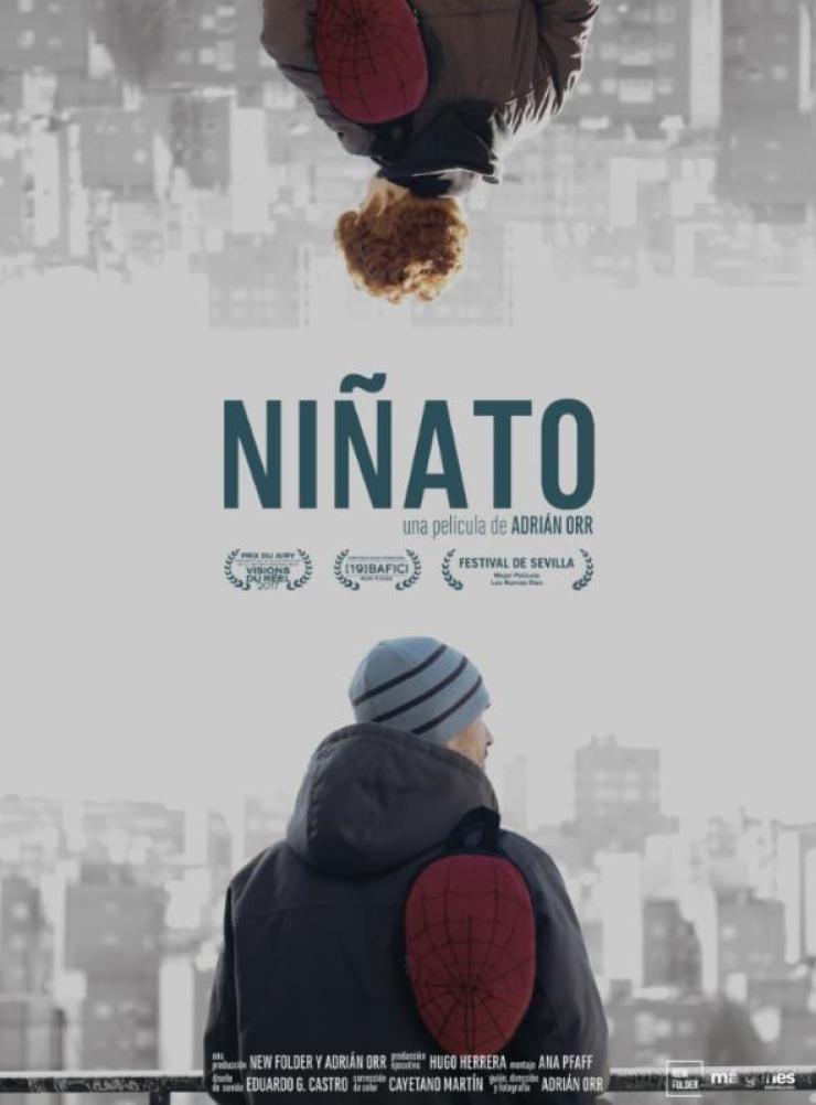 Imagen película Niñato