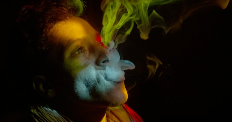 Eloy Dominguez Serén, director película Hamada