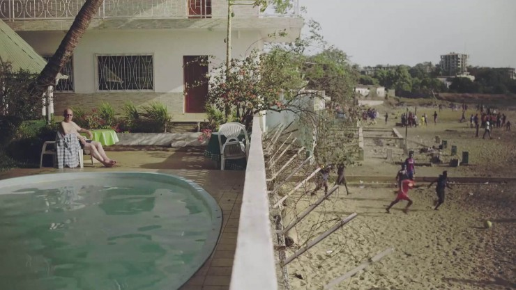 Imagen película Idrissa, crónica d'una mort Qualsevol