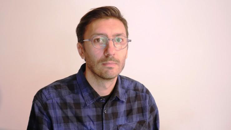 Federico Robles, director película Apuntes para una herencia