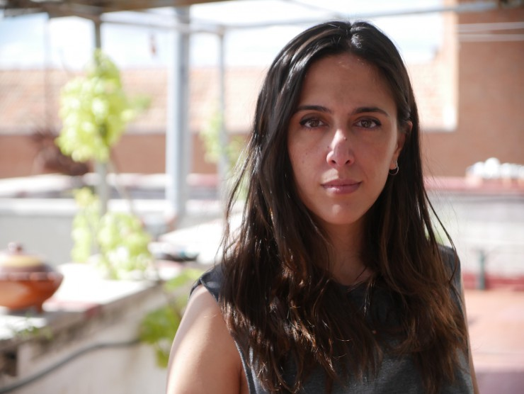 María Jáimez, director película Manolo Montesco y Carmela Capuleto