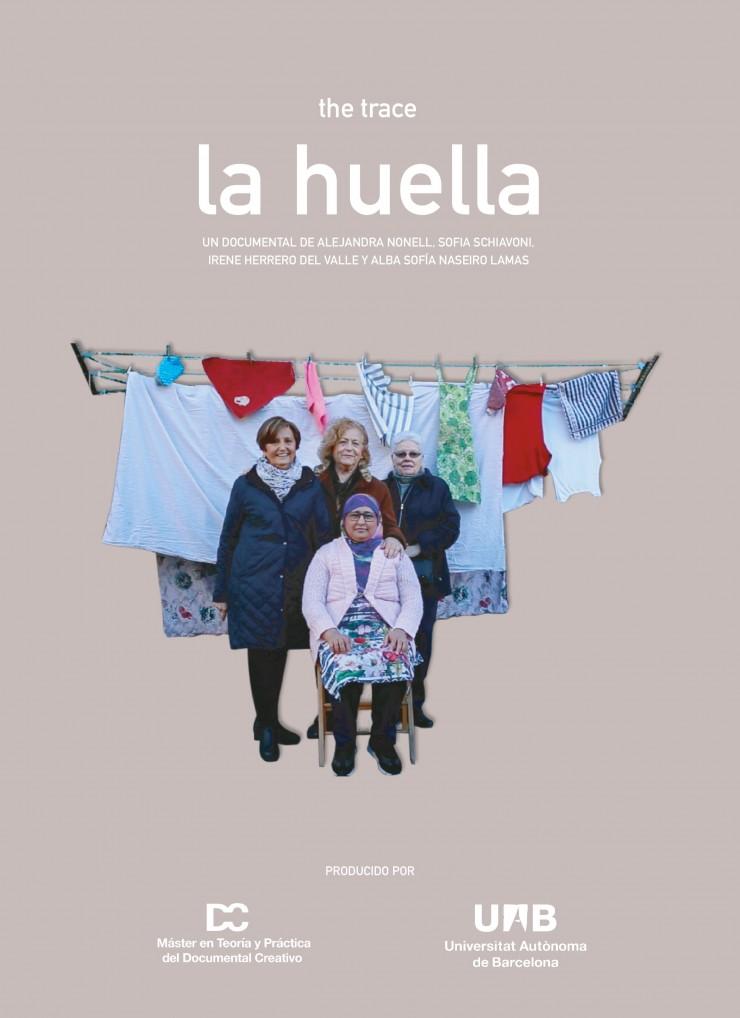 Imagen película La huella