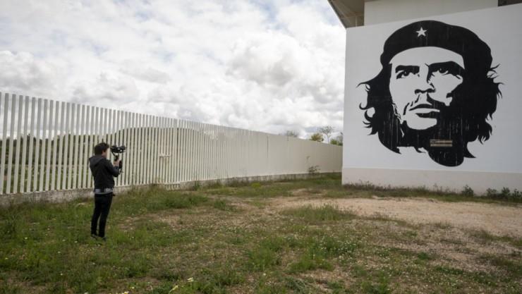 Martín D. Guevara, director película El último bastión