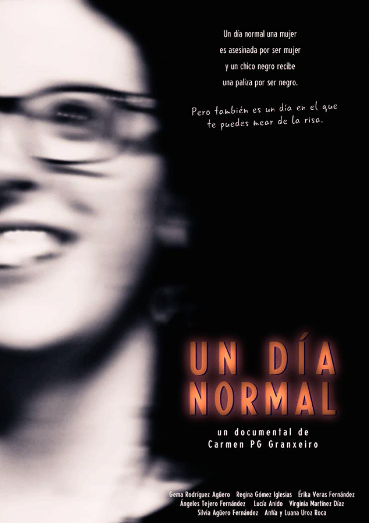 Imagen película Un día normal