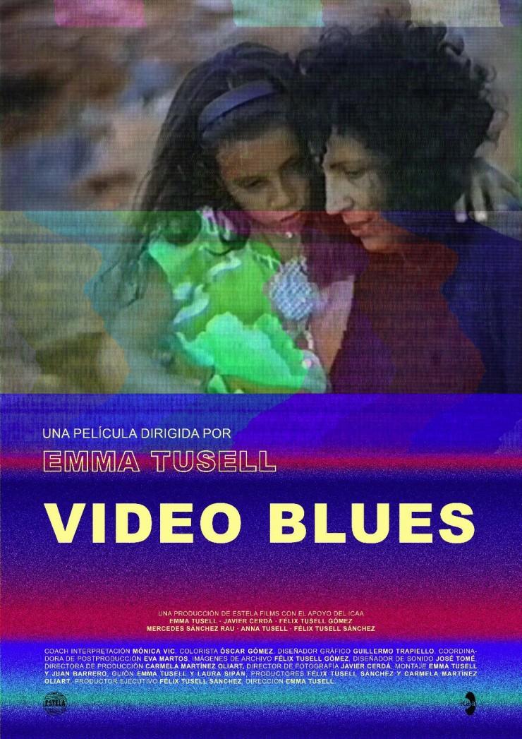 Imagen película Video Blues