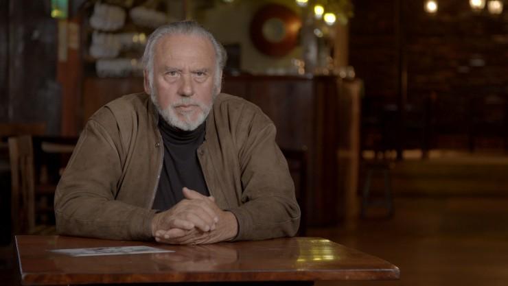 Javier Corcuera, director película El viaje de Javier Heraud