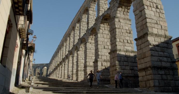 Imagen película Acueductos