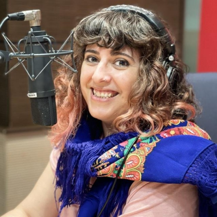 Rocío Cabrera, director película Poblado dirigido de orcasitas