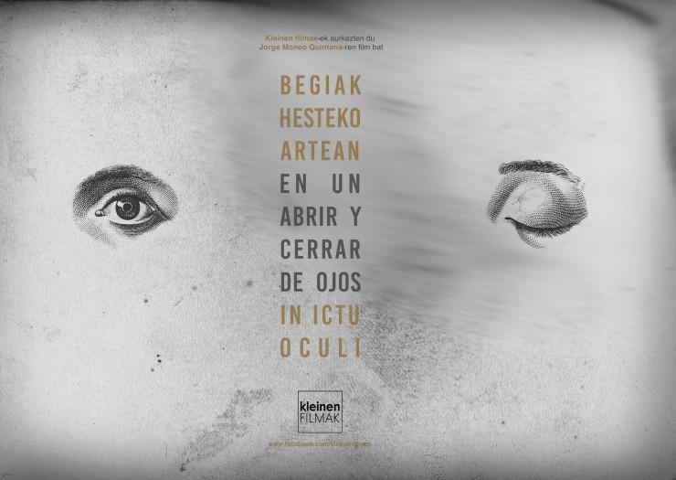 Imagen película Begiak Hesteko Artean (In Ictu Oculi)