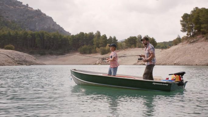 Imagen película: Black Bass
