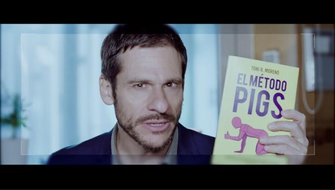 Imagen película: El Método PIGS